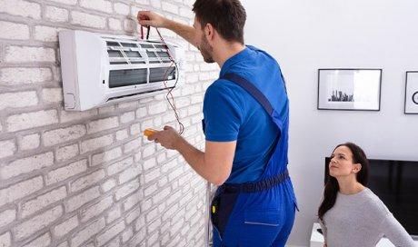 Professionnel pour le dépannage de climatisation réversible à Décines-Charpieu